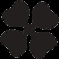 Цветок клевер
