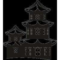 Древнее китайское жилище