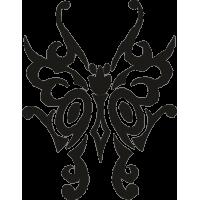 Татуировка Бабочка 2