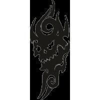 Татуировка Дьявол 2