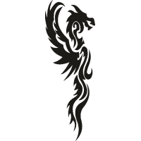 Татуировка Дракон 20