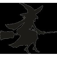 Ведьма на метле 6