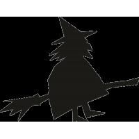 Ведьма на метле 12