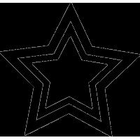 Звезда на елку 2