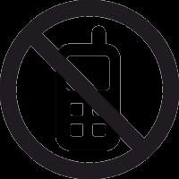 Знак Не Использовать Телефон 2