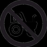 Запрещается движение Тракторов 2