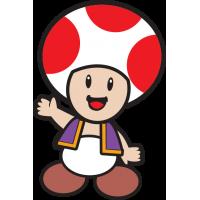 Грибок из Марио 3