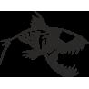 Рыбий скелет
