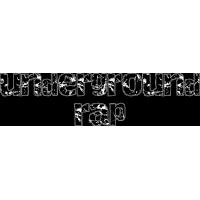 Надпись Underground rap