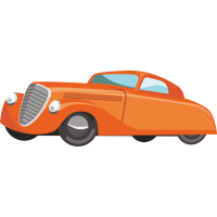 Ретро-автомобиль
