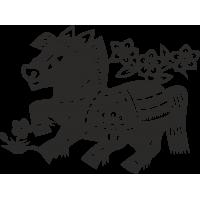 Знак китайского зодиака Лошадь