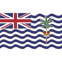 Флаг Британской территории в Индийском океане