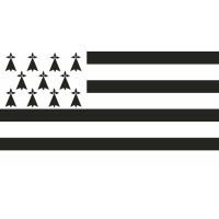 Флаг Бретани