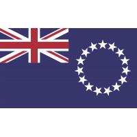 Флаг Островов Кука