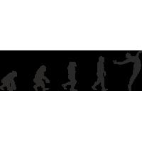 Эволюция от обезьяны до Балерины 5