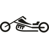 Мотоцикл чоппер