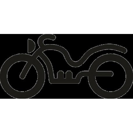 Мотоцикл стрит