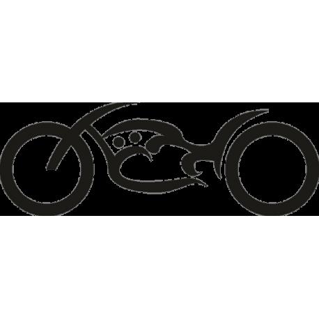 Мотоцикл стритфайтер кастом