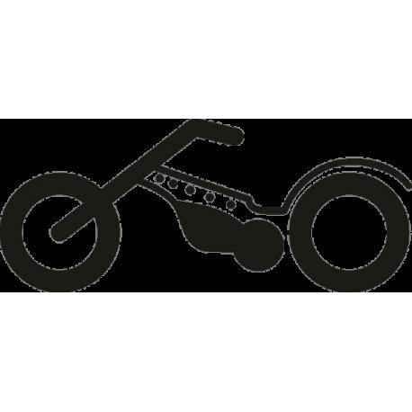 Мотоцикл дрэгстер