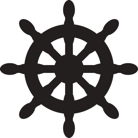 Штурвал корабля