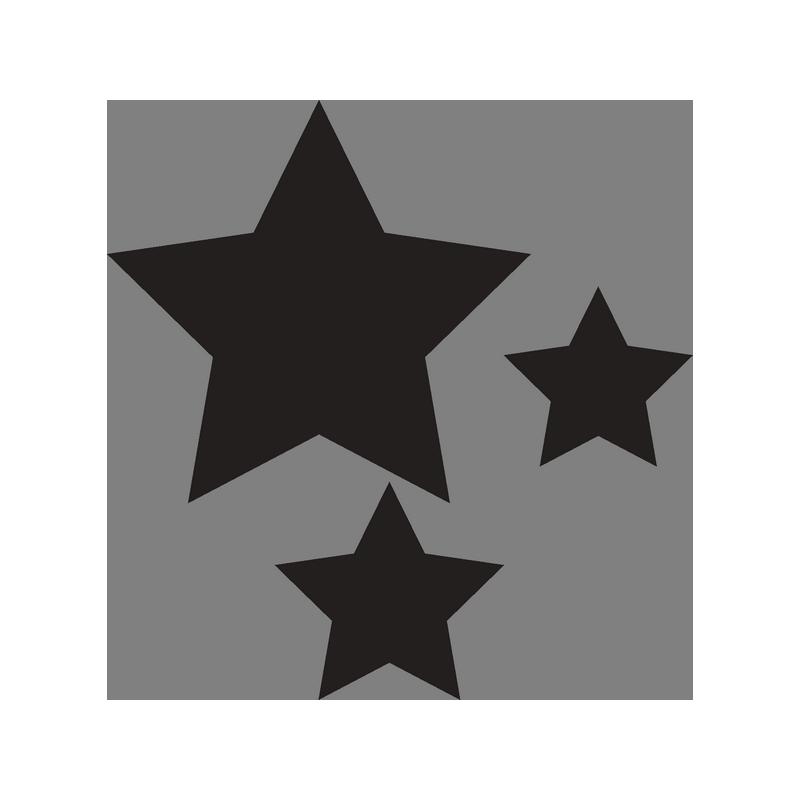 черная звезда картинки это