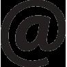 Знак электронной почты