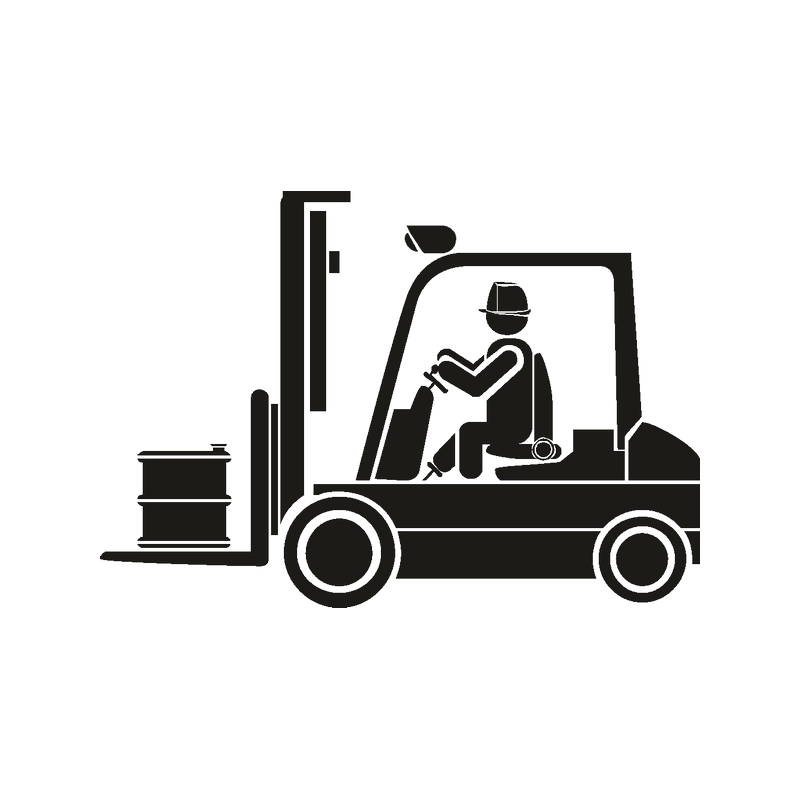 reliable forklift logo - HD