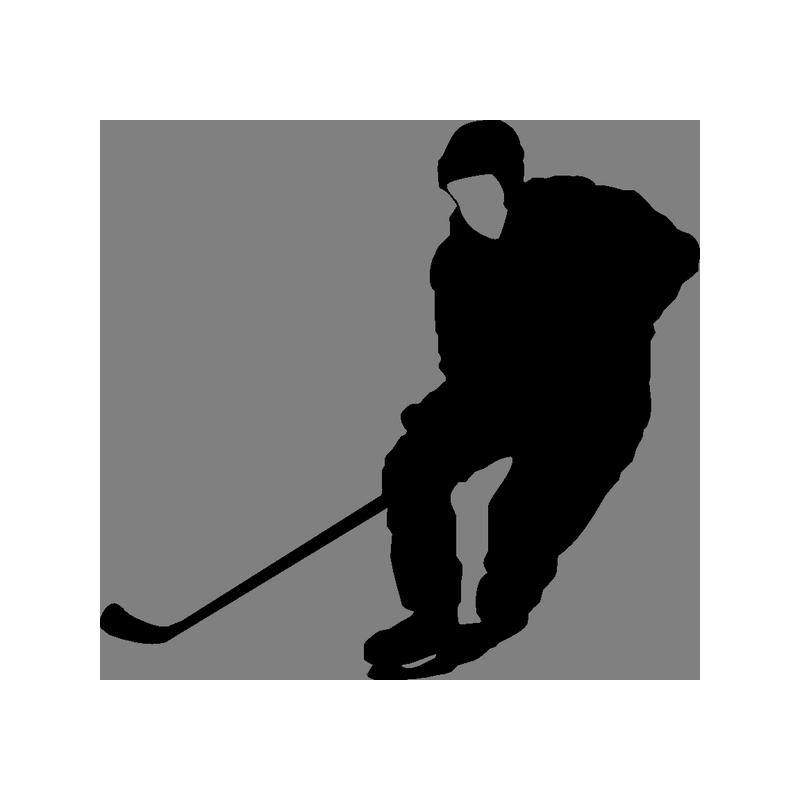 Картинки хоккеистов с клюшкой