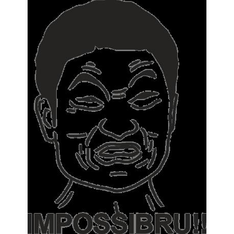 Мем Невозможное возможно