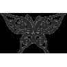 Бабочка 43