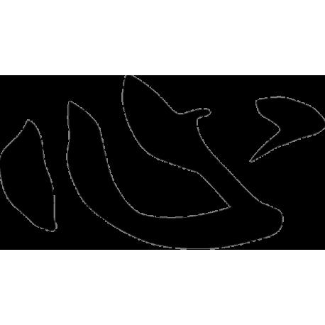 Иероглиф Cердце