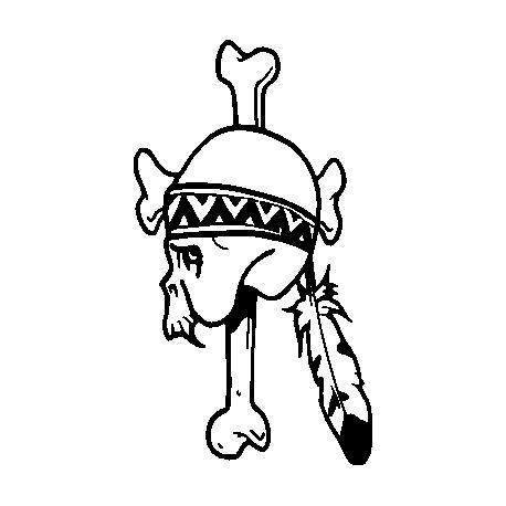 Череп 48