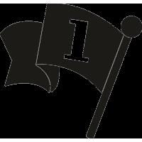 Флаг для соревнований
