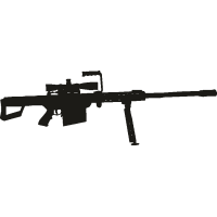 Cнайперская винтовка Barrett M82
