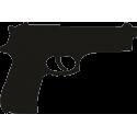 Пистолет Глок-17