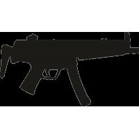 Автомат HK MP5