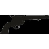 Револьвер Эвил Рой SA 4