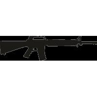 Винтовка LSD M4A1