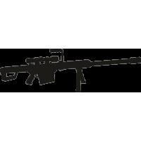 Снайперская винтовка 2