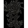 Татуировка Дракон 2