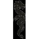 Татуировка Дракон 8