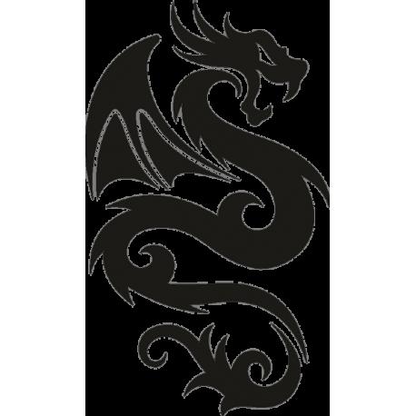 Татуировка Дракон 21
