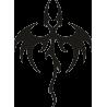 Татуировка Дракон 28