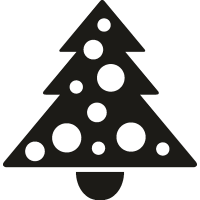 Праздничная елка