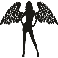 Сексуальная девушка Ангел 2
