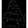 Рождественская елка 1