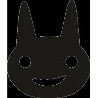 Маска Кошки на Хэллоуин