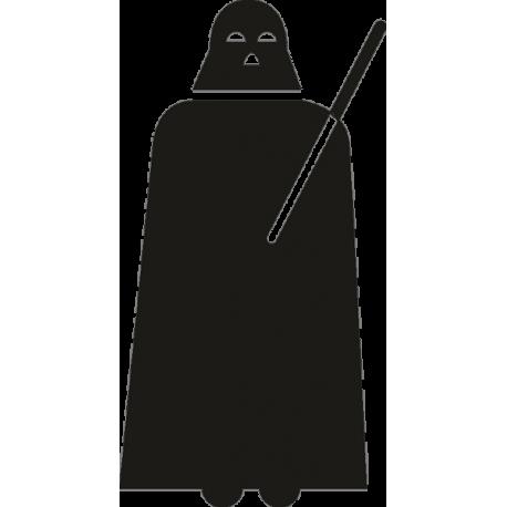 Дарт Вейдер с мечом из Звездных Войн