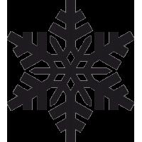 Снежинка 40