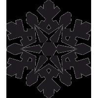 Снежинка 42